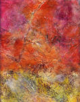 Paper Impasto 42 by Tackon