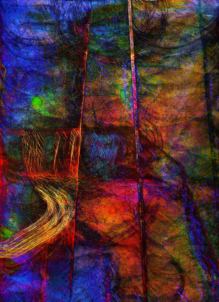 Neon Texture 04 by Tackon