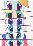 Eyes of a pony