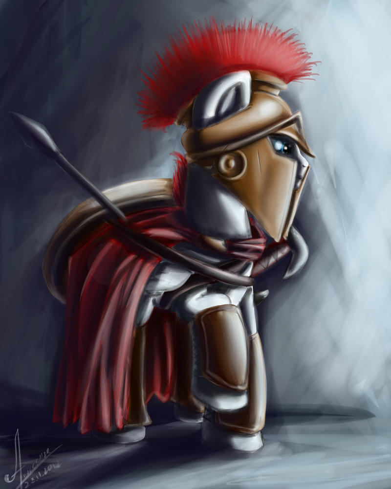 Spartan-pegasus by 1Vladislav