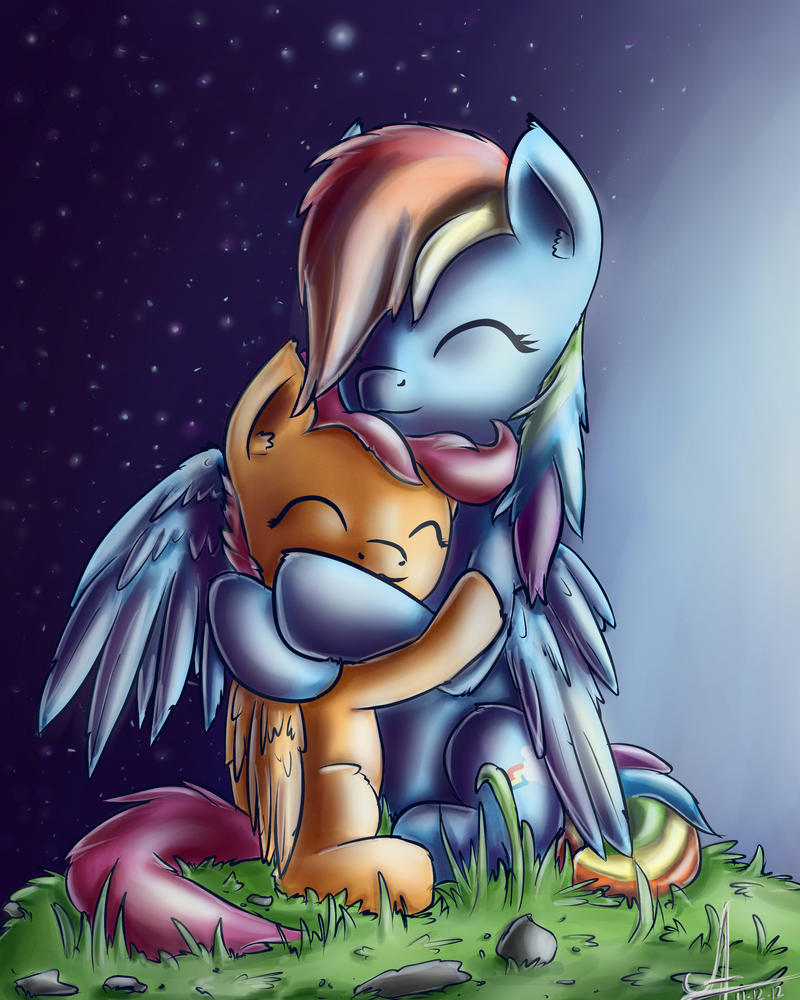 rainbow_dash_and_scootaloo_by_chameleon_