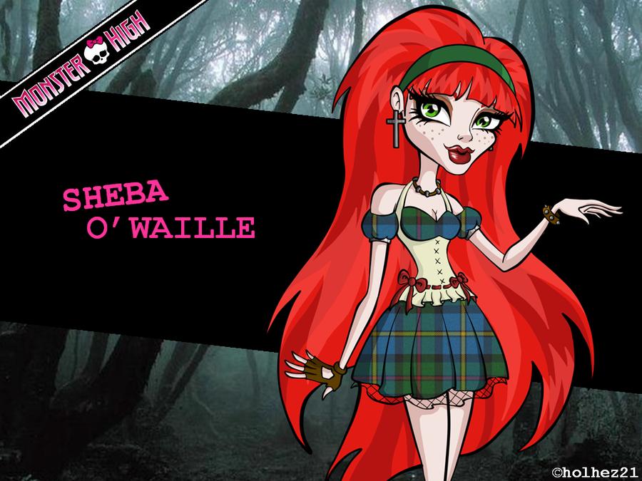 MHOC Sheba O'Waille Wallpaper by holhez21