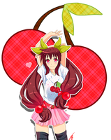 Sakura(Cherry) by Onizen