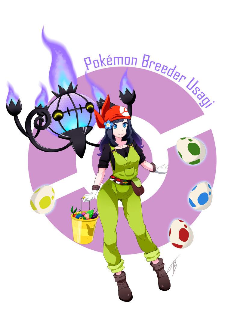 PKMN Breeder Usagi by Onizen