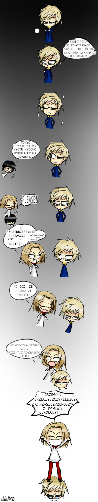APH: Tongue Twisters by shindianaify
