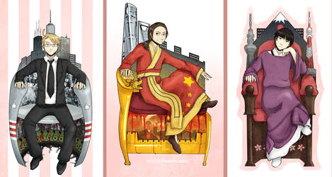 World president and world emperors by shindianaify