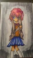 Sayori (DDLC Fanart)