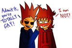 Tord is Pretty Frickin Gay (Animatic)
