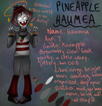 OC: Pineapple Haumea