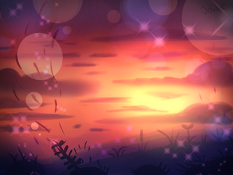 FINALLY A BACKGROUND IN LIKE FOREVER OR SOMETHING by Jolibe