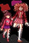 Yume Nikki and Misao Crossover