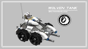 Wolven Tank by theomegareaper101