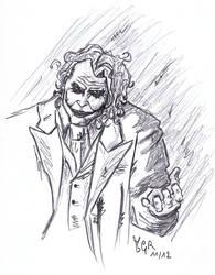 Le Joker by rionma
