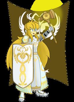 Holly Knight of Naga