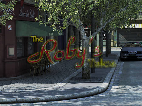 The Roby's Tales SCENEs WIP 5