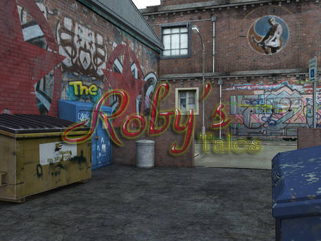 The Roby's Tales SCENEs WIP 6