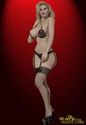 LadyMonia2 WIP
