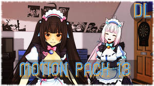 MMD Motion Pack 13 DL