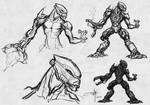 Bionicle 2005 W.I.P.