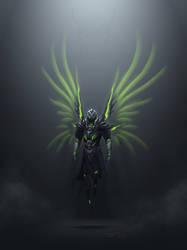 Commission: DARK ANGEL