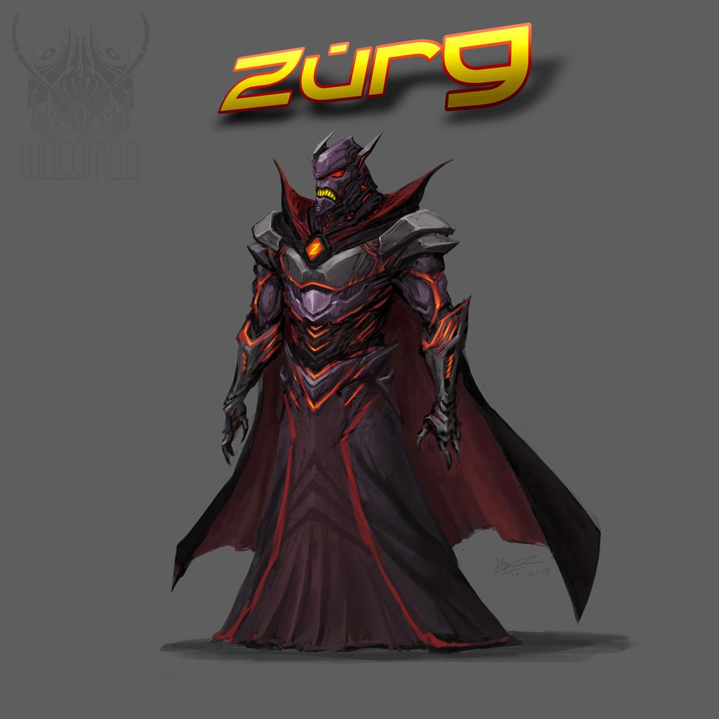 ZURG by The-HT-Wacom-Man