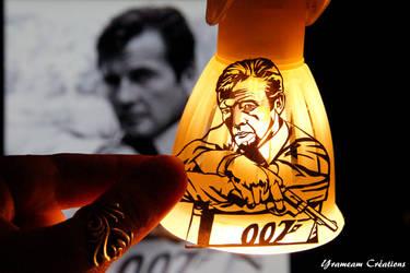 Bond. James Bond. by MarieAyme