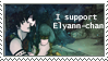 .::Ely-chou Stamp::. by Misore-Seppen