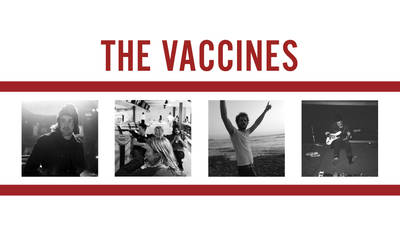 The vaccines wallpaper 2 by therampantbookworm