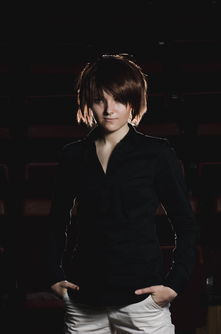 Yagami Light Cosplay by Jane018 on DeviantArt
