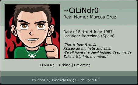 CiLiNDr0's Profile Picture