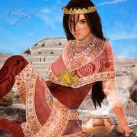 Nazca Princess