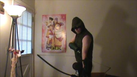 Green Arrow by staledogg