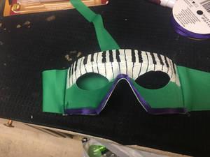 Bronycon Masquerade Mask