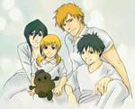 IchiRuki - Family