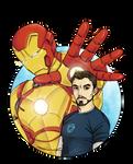 Iron Man 3 tribute