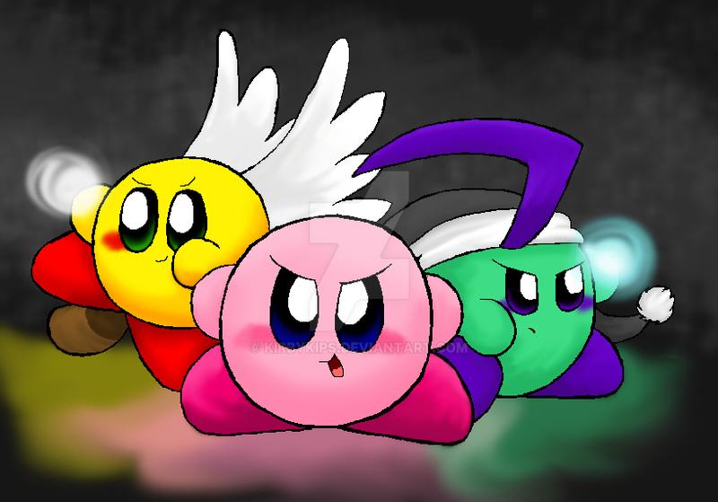 The Dreamcrossers (Redone) by KirbyKips