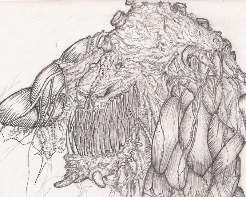 The Brute by enojado
