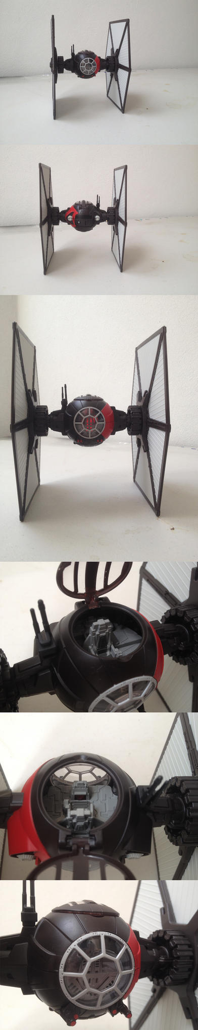 REVELL First Order Tie Fighter by enojado