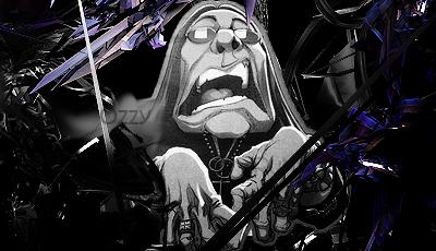 Ozzy Osbourne C4D Signature by xRukasux