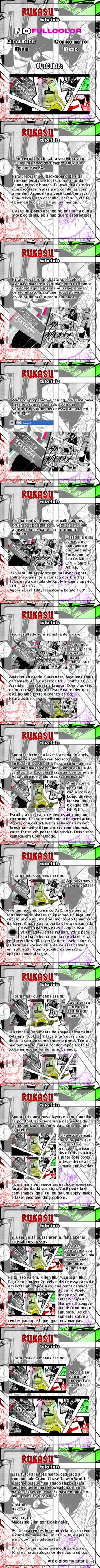 Tutorial noFullColor Signature by xRukasux