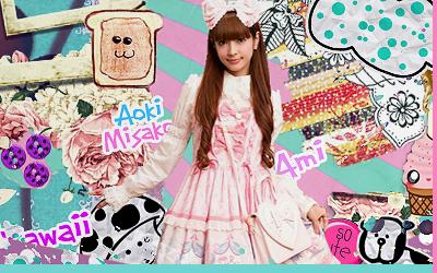 Aoki Misako Collage by xRukasux