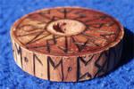 Runes circle 3 by XaelMcEwan