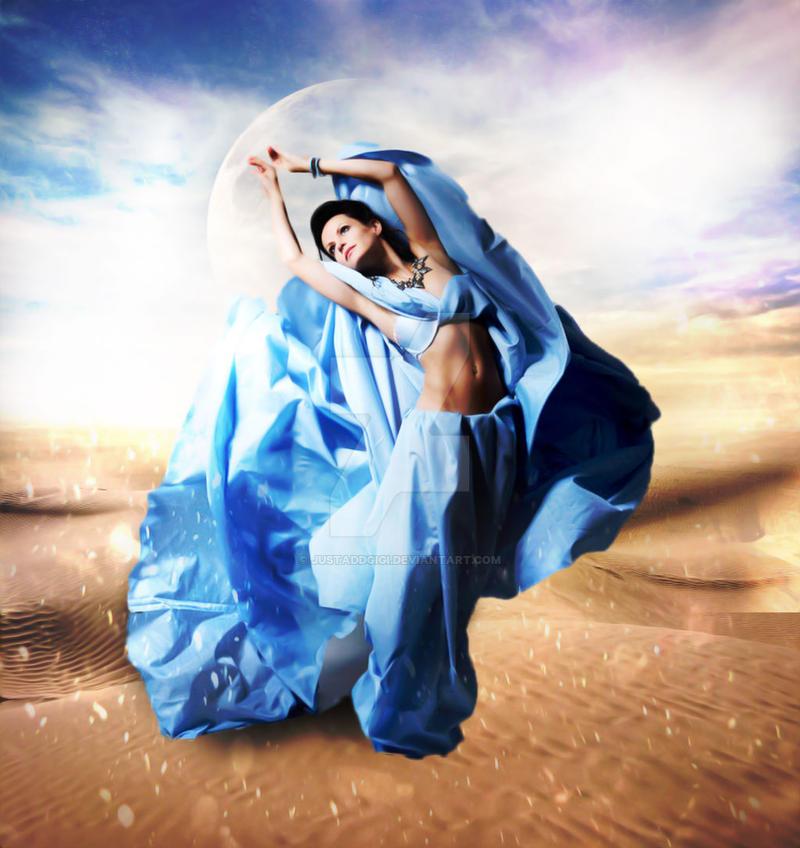 Desert Sands by justaddgigi