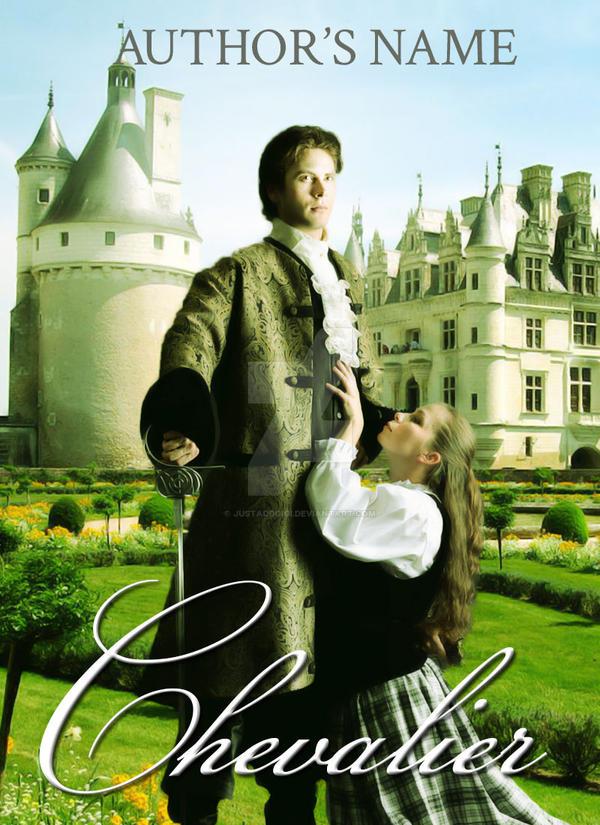 Chevalier (Romance Book Cover) by justaddgigi