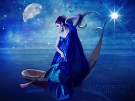 A Drop In The Ocean by justaddgigi