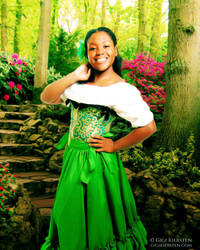Pretty Green by justaddgigi