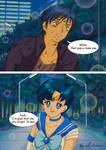 Commission Yakito/Sailor Mercury by Lelanna