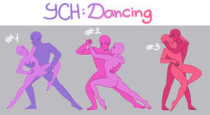 YCH Auction: Dancing [OPEN]
