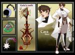 Keys of Dawn- Cara OI