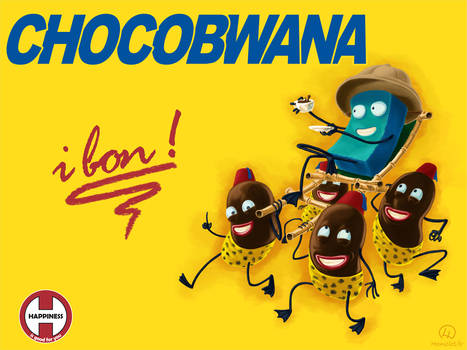 Happiness - Chocobwana